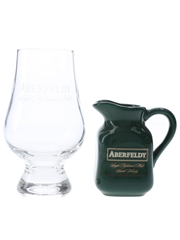 Aberfeldy Nosing Glass & Water Jug