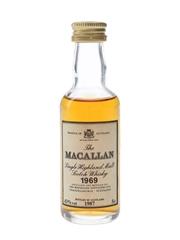 Macallan 1969