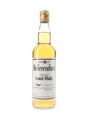 Referendum Blended Scotch Whisky