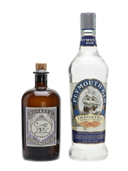 Monkey 47 Dry Gin & Plymouth Gin
