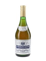 J Robert & Fils 3 Star Very Select Brandy