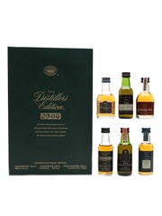 Classic Malts Distillers Edition Set