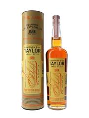 Colonel E H Taylor Small Batch