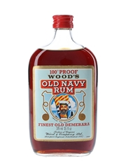 Wood's 100 Proof Old Navy Rum
