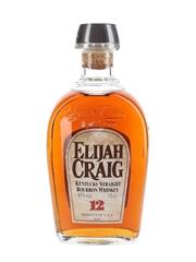 Elijah Craig 12 Year Old  70cl / 47%