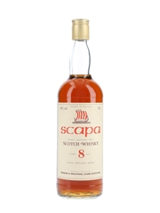 Scapa 8 Year Old