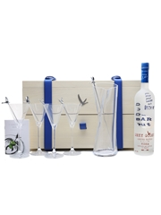 Grey Goose Martini Gift Set Bottle No. 9 Of 10