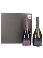 Dom Ruinart 1990 & 1993 Champagne  2 x 75cl / 12.5%
