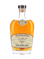 Whistlepig 12 Year Old The Boss Hog