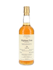 Highland Park 1962 24 Year Old