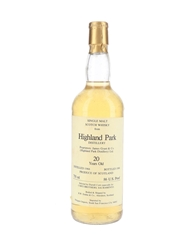 Highland Park 1966 20 Year Old