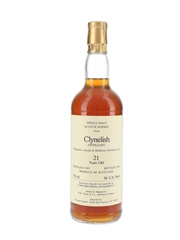 Clynelish 1965 21 Year Old