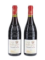 Clos Du Mont Olivet 2006