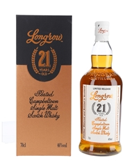 Longrow 21 Year Old