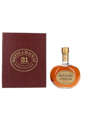 Whyte & Mackay's 21 Year Old