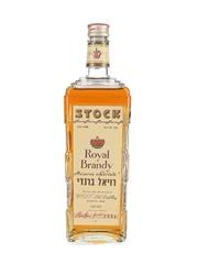 Stock Royal Brandy