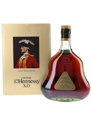 Hennessy XO Bottled 1970s - Malaysia & Singapore 70cl