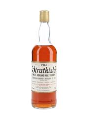 Strathisla 1961