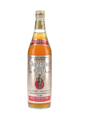 Havana Club Old Gold Dry 5 Year Old