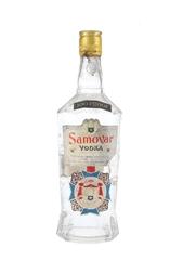 Samovar 100 Proof Vodka