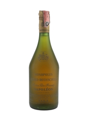 Monopoles Alfred Rothschild Napoleon VSOP Brandy