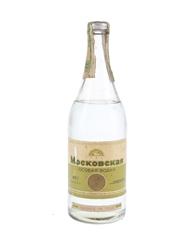 Moskovskaya Osobaya Vodka