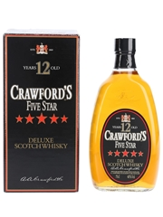 Crawford's Five Star 12 Year Old