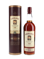 Aberlour 12 Year Old Sherry Cask