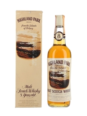 Highland Park 8 Year Old