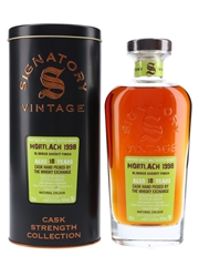 Mortlach 1998 18 Year Old Oloroso Sherry Finish