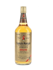 Captain Morgan Gold Label