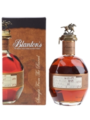 Blanton's Straight From The Barrel No. 849 Bottled 2019 70cl / 63.5%