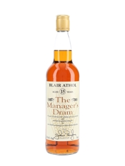 Blair Athol 15 Year Old