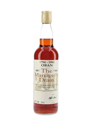 Oban 16 Year Old 200th Anniversary