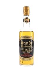 Sandy MacDonald Bottled 1960s-1970s 75cl