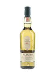 Lagavulin 12 Year Old Natural Cask Strength