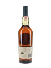 Lagavulin 16 Year Old Bottled 1990s - White Horse Distillers 70cl / 43%