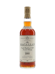 Macallan 1966 18 Year Old
