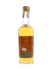 McMaster's Scotch Whisky Bottled 1960s-1970s 75cl / 43%