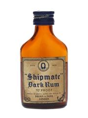 Shipmate Dark Rum