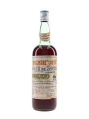 Ponche Soto Liqueur