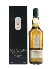 Lagavulin 12 Year Old Natural Cask Strength Special Releases 2018 70cl / 57.8%