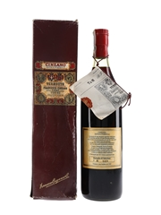 Cinzano Antica Formula Vermouth Bottled 1970s 100cl / 16.5%