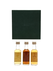 Glenesk 1981, Glenugie 1978 & Lomond 1973 James MacArthur's Fine Malt Selection 3 x 5cl