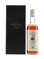 Aberlour 1964 25 Year Old Limited Edition