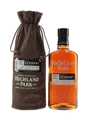 Highland Park 2005 12 Year Old Single Cask Bottled 2017 - Germany 70cl / 63.2%
