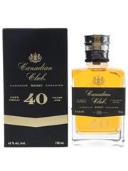 Canadian Club 40 Year Old