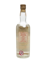 Plymouth Gin Bottled 1950s 75cl