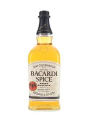 Bacardi Spice Amber Reserva