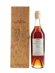Baron De Lustrac 1954 Bas Armagnac  70cl / 40%